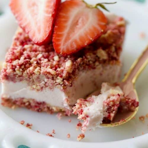 Strawberry Shortcake Ice Cream Bars Video The Seaside Baker
