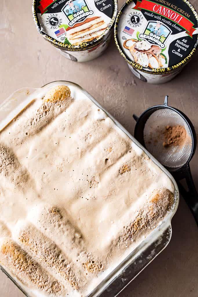 Italian Ice Cream Cake