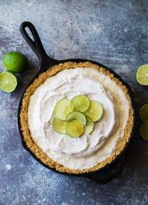 Frozen Key Lime Pie