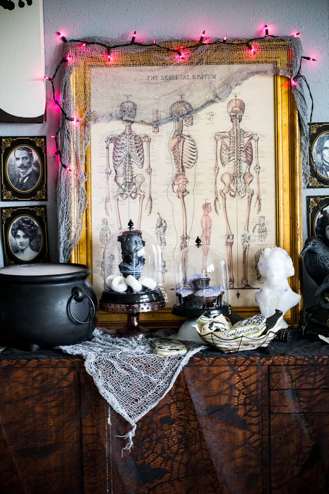 Epic Halloween Party on a Budget
