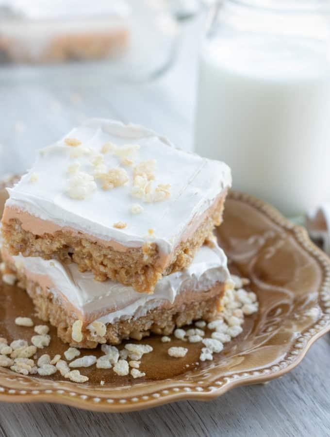 Scotcharoo Cheesecake Bars