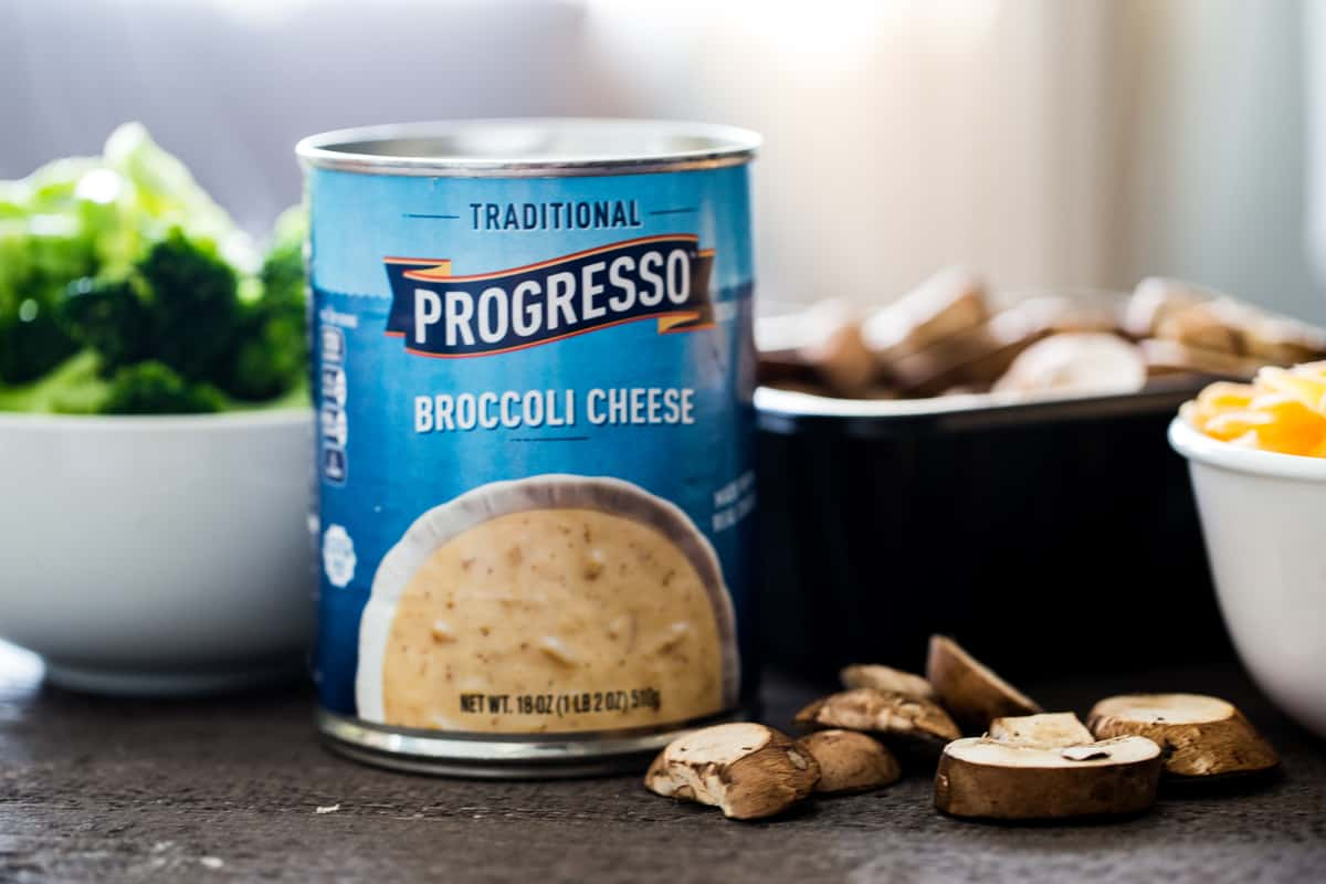 Progresso Broccoli Rice Casserole