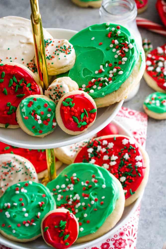 Copycat Swig Sugar Cookies