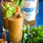 Tomatillo Bloody Mary